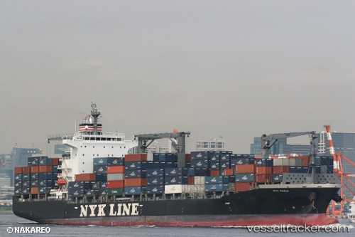 NYK Maria - Cargo Ship, IMO 9406764, MMSI 636018223, Callsign D5OS4