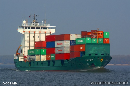 Dubai Enterprise - Cargo Ship, IMO 9121871, MMSI 210696000, Callsign