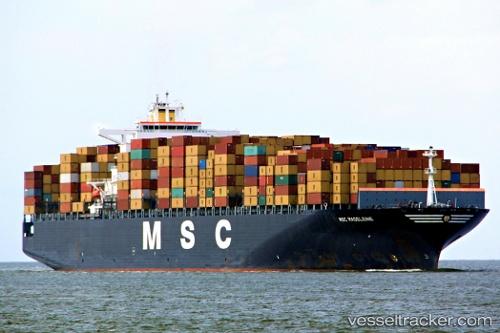 MSC Madeleine - Cargo Ship, IMO 9305702, MMSI 353728000
