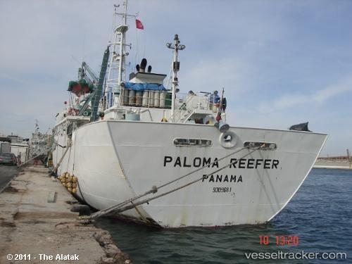 Cargo Ship, IMO 9309681, MMSI 355636000
